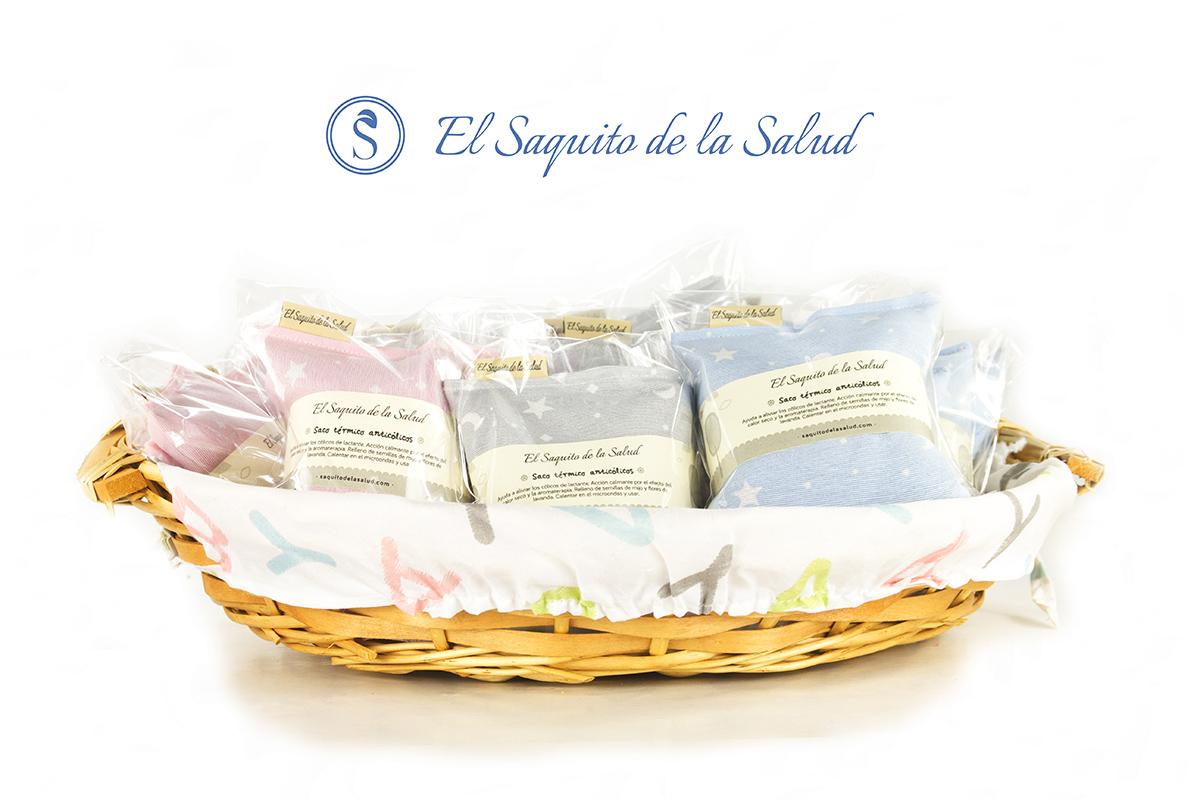 Saco Térmico de Semillas para bebés